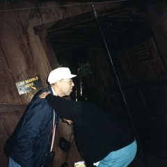 mystery spot w mom n jerry 05