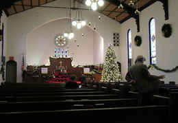 xmas 2006 first congregational church 003