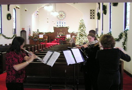 xmas 2006 first congregational church 006