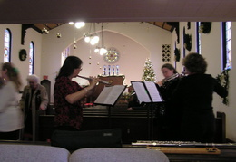 xmas 2006 first congregational church 009