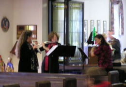 xmas 2006 first congregational church 015
