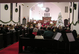 xmas 2006 first congregational church 034