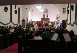 xmas 2006 first congregational church 035
